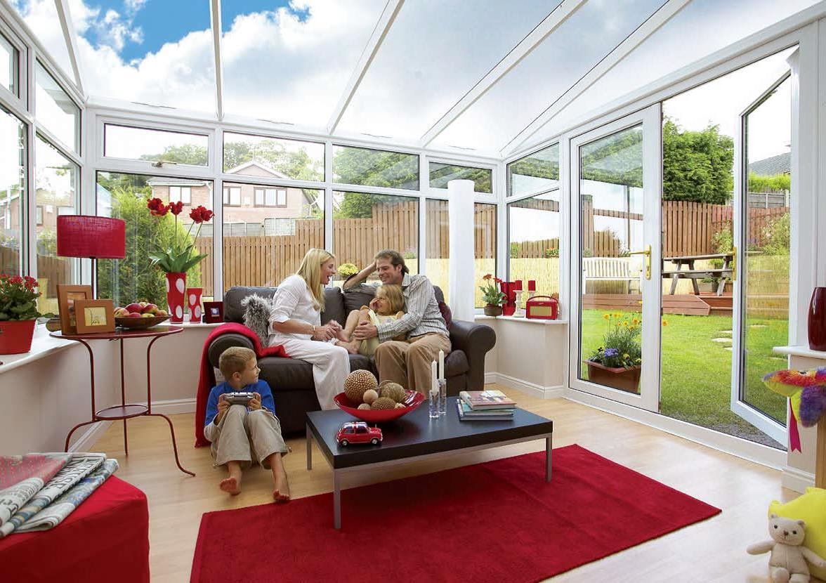 Modern conservatory design ideas - Modern Conservatory Design Ideas 5