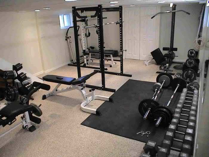 gym-basement