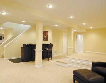 white-basement