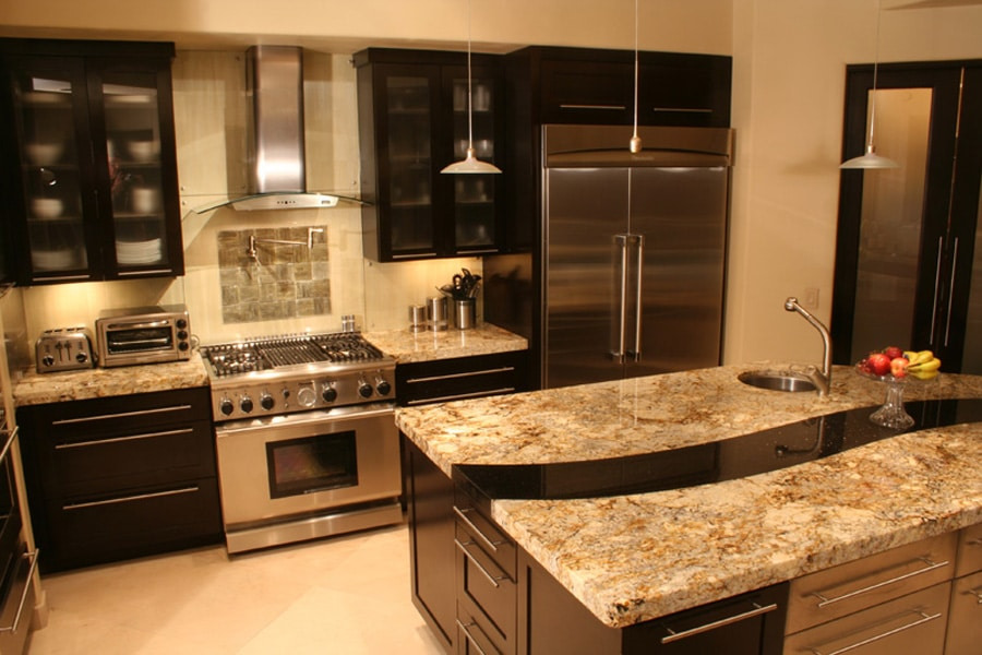 Kitchen remodelling gallery homeadviceguide Kitchen gallery and design