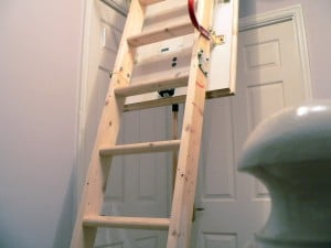 loft ladder installation cost