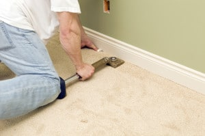 carpet fitting