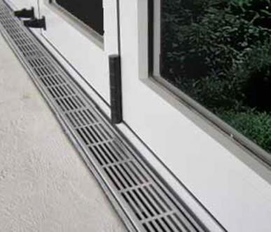 aco-drain-installation