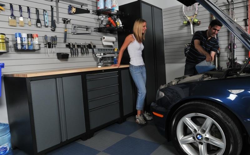 female-garage