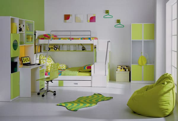 cozi-children-bedroom