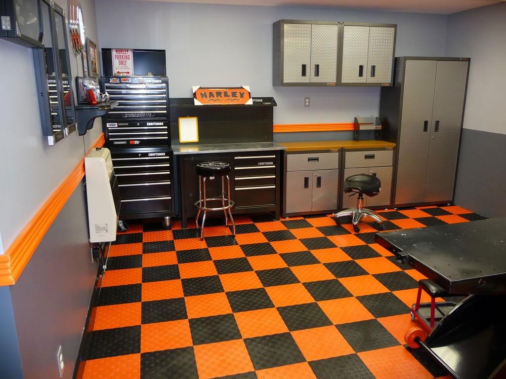 garage design ideas gallery homeadviceguide - Garage Designs Interior Ideas