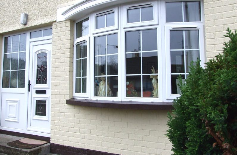upvc windows installation cost