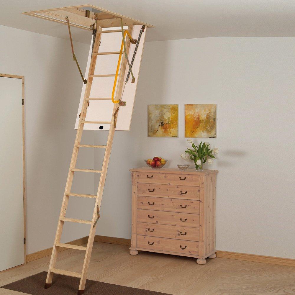 loft ladder installation