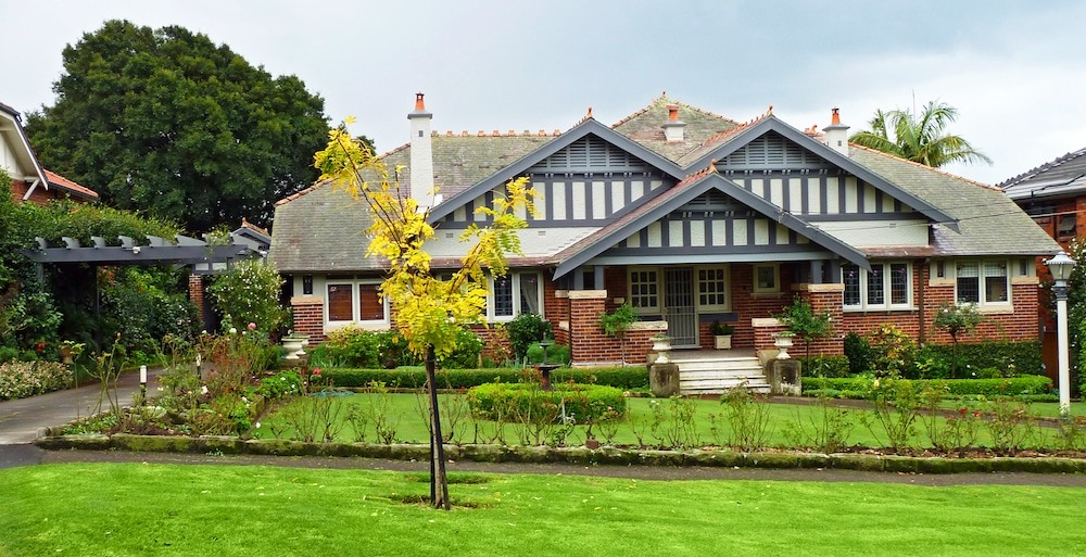Home plans old cottage style house small craftsman perth for Cottage style homes melbourne