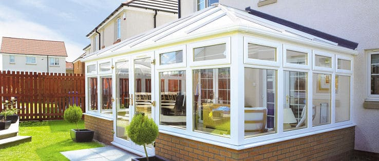 upvc conservatory costs