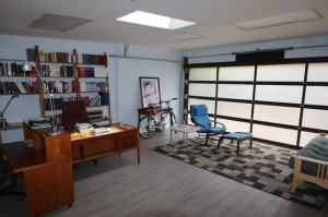 garage office conversion