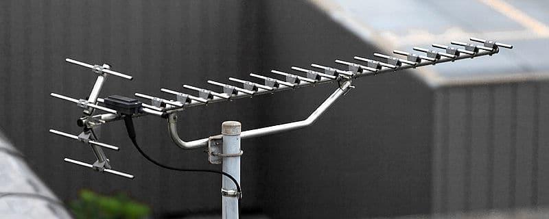 tv aerial antenna installation
