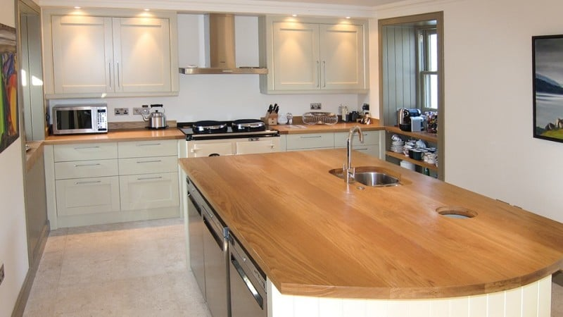 kitchen worktops cost guide