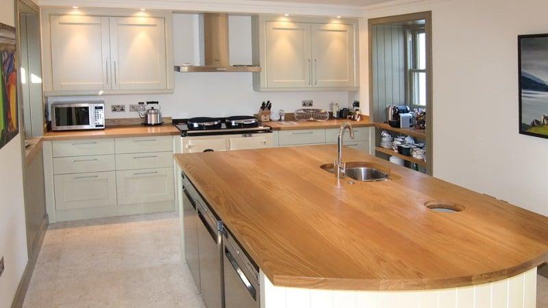 kitchen worktops cost guide