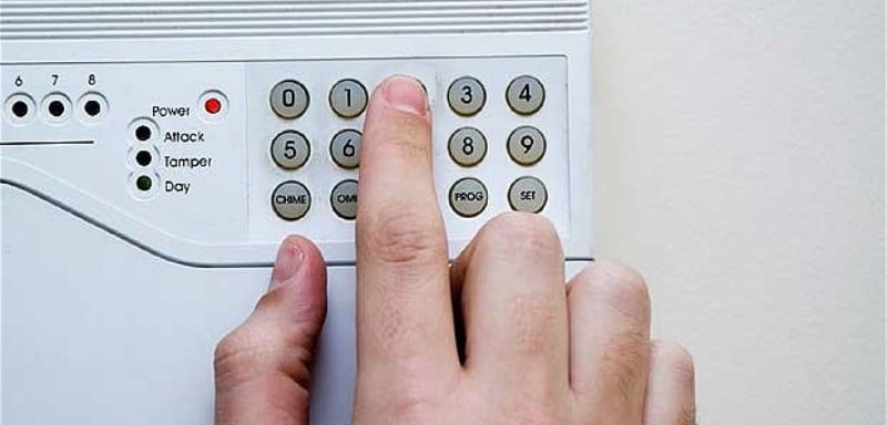 Burglar Alarm Systems Installation Cost Intruder Alarms Types