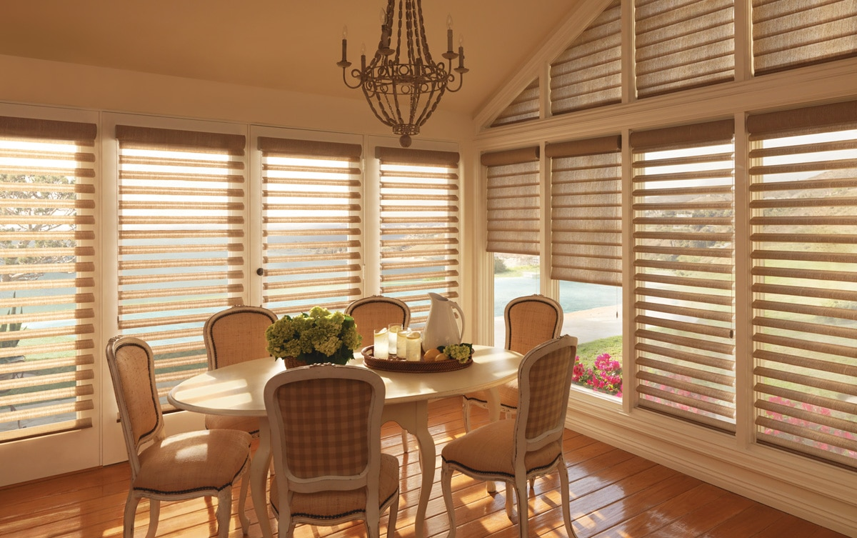 windows blinds and shades