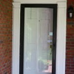 aluminum doors