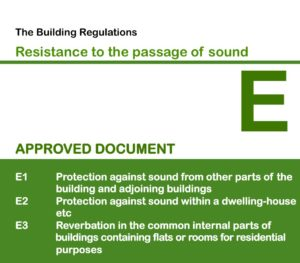 Part E Building Regulations