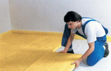 Floor insulation cost