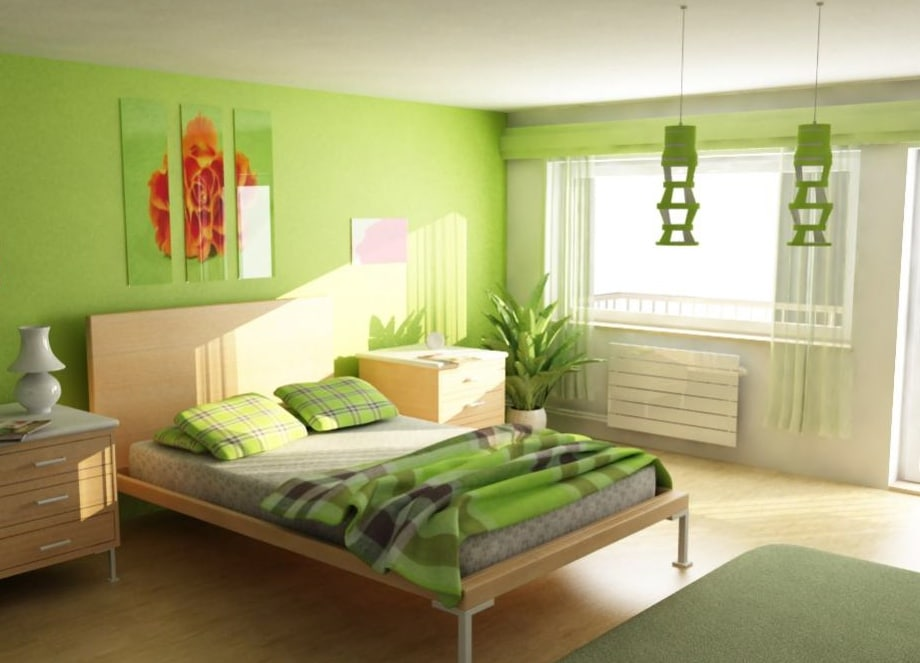 Room color how it affects your mood - Room color affects mood ...