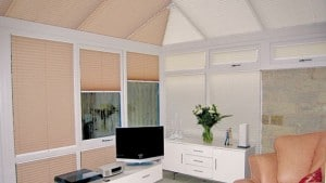 pleated blinds cost