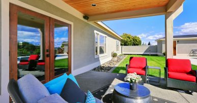 porch extension cost