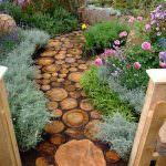 DIY Log Ideas for Rustic Style