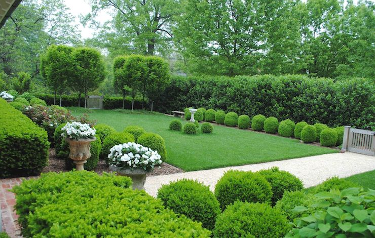 Traditional Garden Design Ideas Photos For Your Home - Traditional garden design pictures