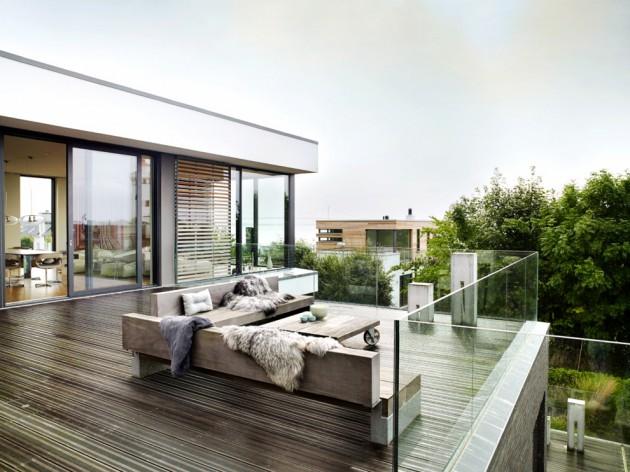 scandinavian style patio design ideas photos