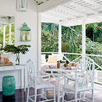 Coastal Living contemporary patio