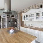 country kitchen with wonderful aesthetic appeal