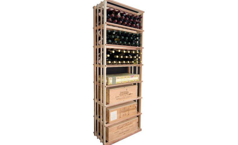 Designer Wine Rack Kit