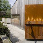 Firewall Van, De Tuin, Firewall Tulp, Iron Design, Outdoor Fireplaces, Industrial Design, Fireplace Firewall