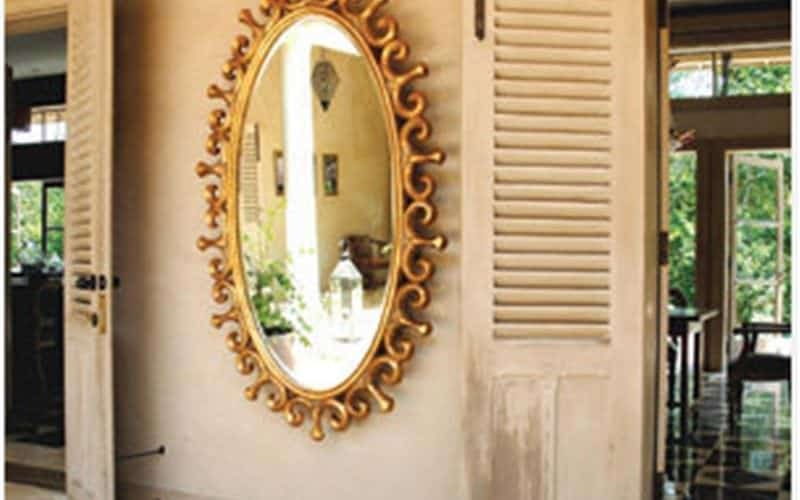 Handmade Mirror Design Ideas for Contemporary Home Interior