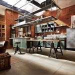 industrial kitchen at its diverse best