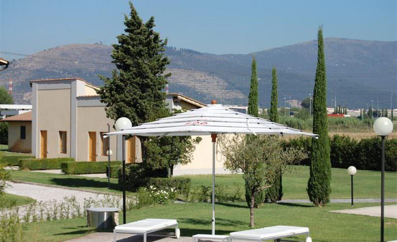 Italian Patio Umbrellas