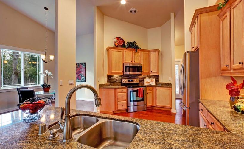 sleek kitchen sink design to consider