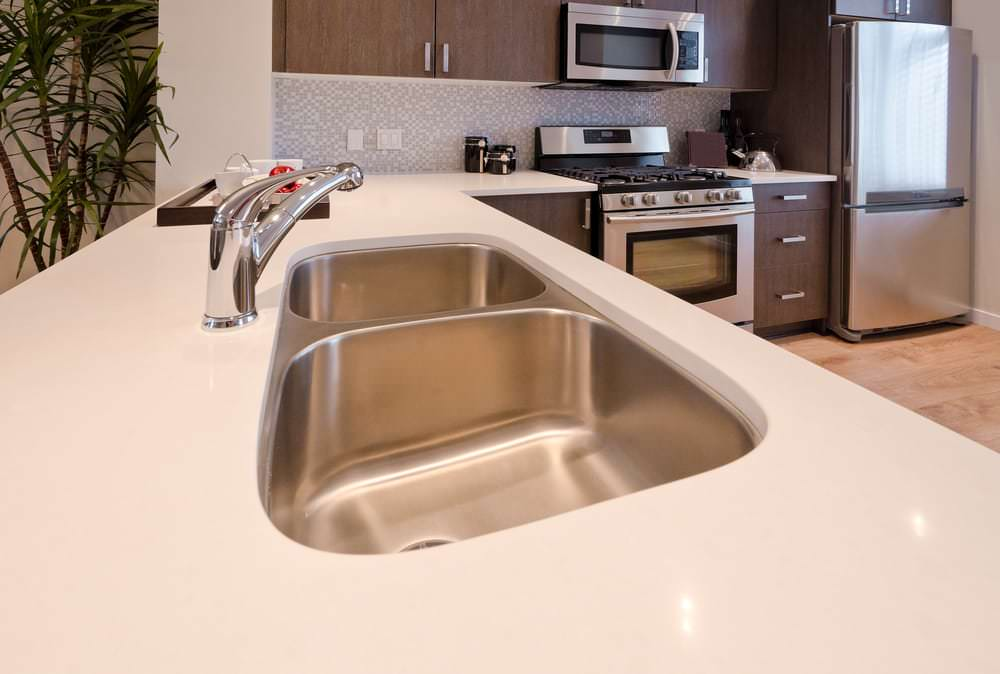 minimalist kitchen sink for your contemporary home