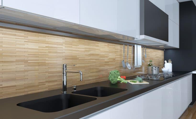 elegant kitchen sinks