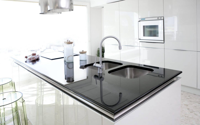modern kitchen sinks for minimalists