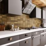 kitchen wall tiles to provide the perfect accent to the counter area