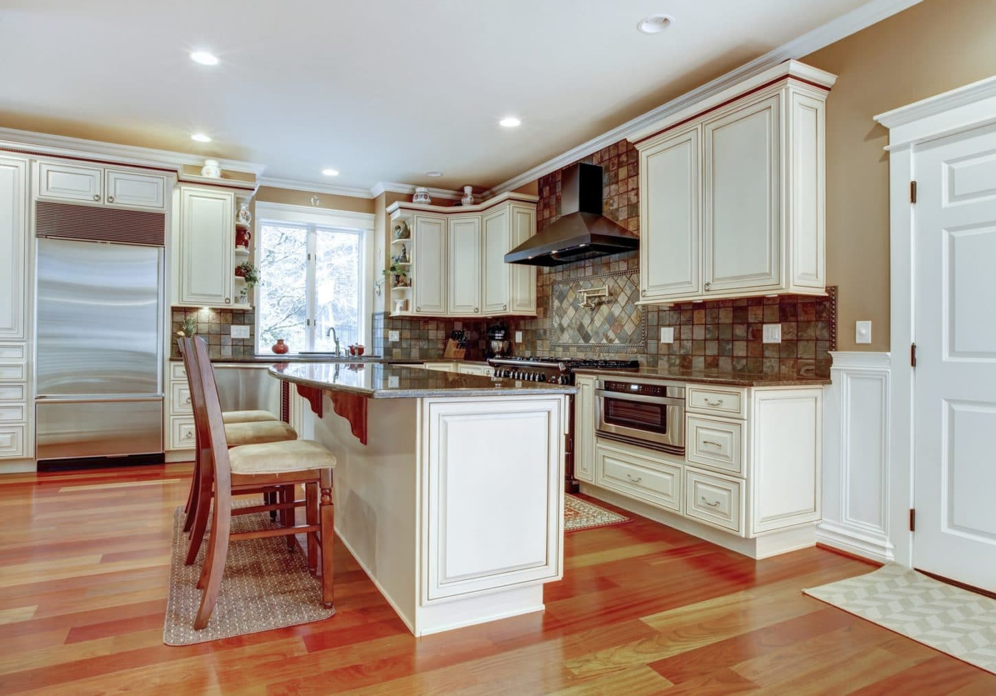 kitchen wall tiles with a unique and highly durable finish