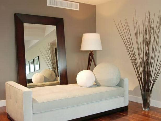 Contemporary mirrors design ideas for Full length mirror in living room