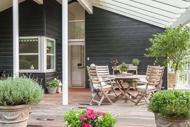 Luxury Summer house in Denmark Scandinavian Patio