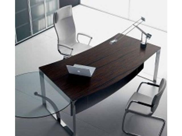 Mobilier de bureau moderne de luxe