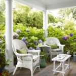 Porch and Patio Decorating Ideas - Outdoor Room Ideas - Country Living