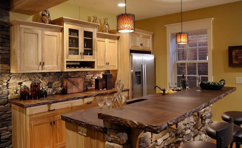 superb rustic kitchen idea to inspire you