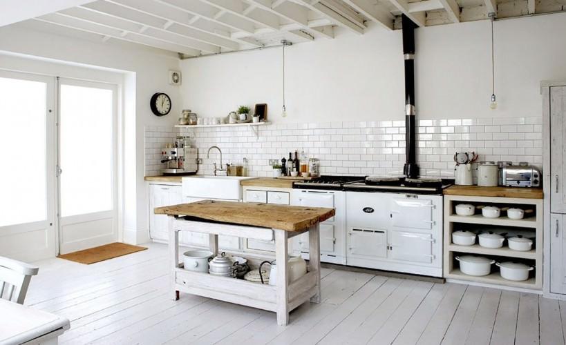 innovative rustic kitchen