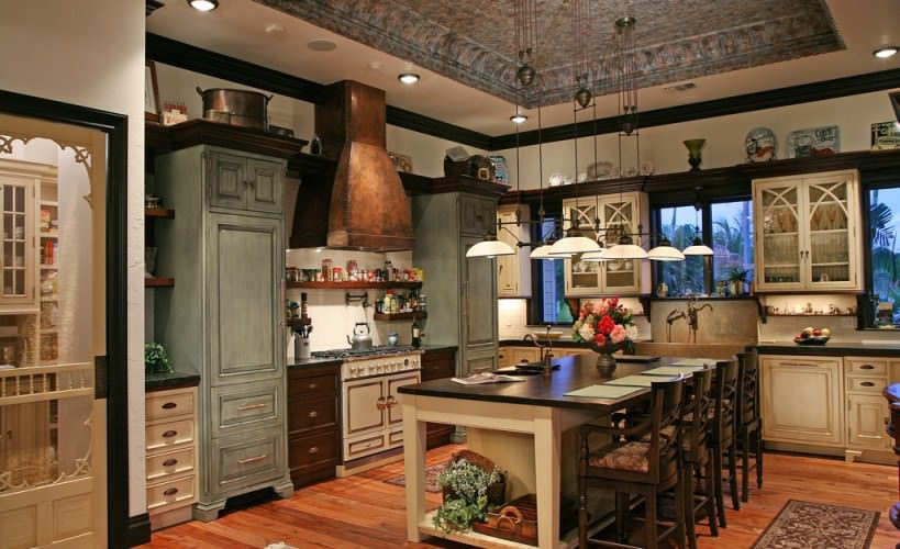 astonishing rustic kitchen design to add on your list
