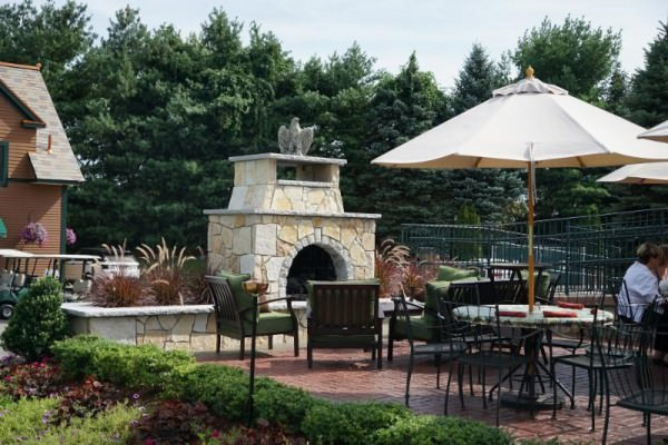 The Patio at Tewksbury Country Club